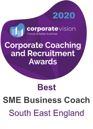 CorpVision 2020 Best SME Business Coach Award