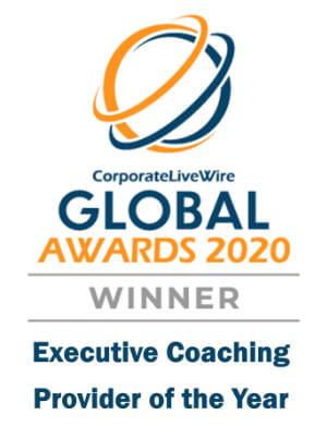 Global 2020 Executive Coaching Provider Winner